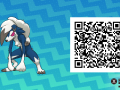 Pokemon Sun and Moon QR Codes (274)