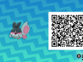 Pokemon Sun and Moon QR Codes (278)