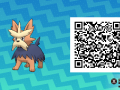 Pokemon Sun and Moon QR Codes (291)