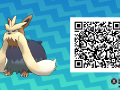 Pokemon Sun and Moon QR Codes (292)