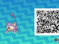 Pokemon Sun and Moon QR Codes (30)