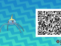 Pokemon Sun and Moon QR Codes (309)