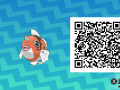 Pokemon Sun and Moon QR Codes (324)