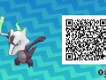 Pokemon Sun and Moon QR Codes (334)