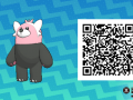 Pokemon Sun and Moon QR Codes (340)