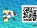 Pokemon Sun and Moon QR Codes (347)