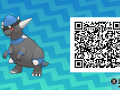 Pokemon Sun and Moon QR Codes (359)