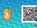Pokemon Sun and Moon QR Codes (36)