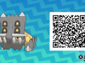 Pokemon Sun and Moon QR Codes (361)