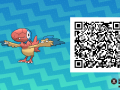 Pokemon Sun and Moon QR Codes (362)