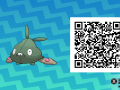 Pokemon Sun and Moon QR Codes (376)