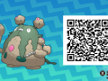 Pokemon Sun and Moon QR Codes (377)