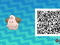 Pokemon Sun and Moon QR Codes (380)