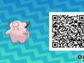 Pokemon Sun and Moon QR Codes (381)