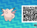 Pokemon Sun and Moon QR Codes (382)