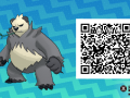 Pokemon Sun and Moon QR Codes (391)