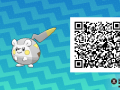 Pokemon Sun and Moon QR Codes (395)