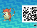 Pokemon Sun and Moon QR Codes (40)