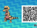 Pokemon Sun and Moon QR Codes (403)