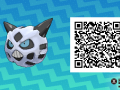 Pokemon Sun and Moon QR Codes (417)