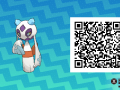 Pokemon Sun and Moon QR Codes (418)