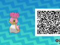 Pokemon Sun and Moon QR Codes (430)