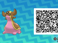 Pokemon Sun and Moon QR Codes (431)