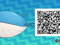 Pokemon Sun and Moon QR Codes (437)