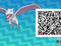 Pokemon Sun and Moon QR Codes (454)