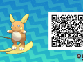 Pokemon Sun and Moon QR Codes (69)