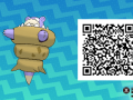 Pokemon Sun and Moon QR Codes (98)