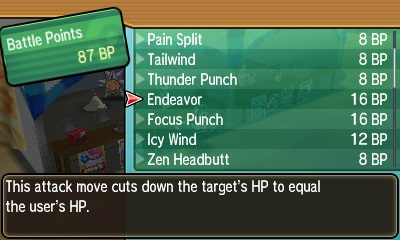 how to get battle points pokemon sun