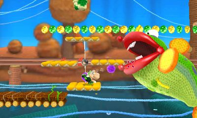 Yoshi S Woolly World To Get Update For Yarn Poochy Amiibo