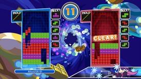 how to change character on puyo puyo tetris