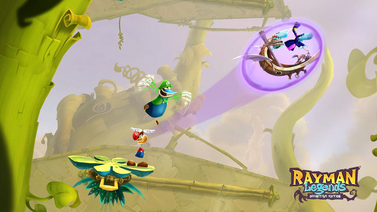 ubisoft monopoly for nintendo switch announced rayman