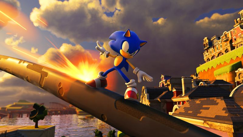 Sonic Forces Releasing On November 9th In Japan Latest
