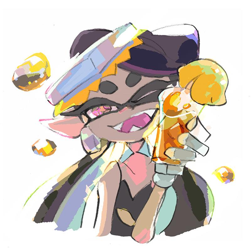 Splatoon Small Teaser Artworks Content In Animal