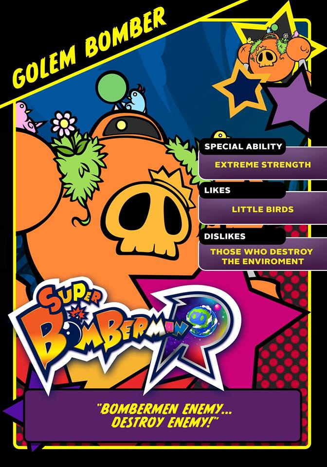 Super Bomberman R Black Bomber: Super Bomberman R: Opening Movie, List Of Voice Actors