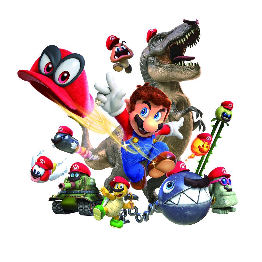 Nintendo News Sept 26 Pok 233 Mon Ultra Sun And Ultra Moon Super Mario Odyssey Perfectly