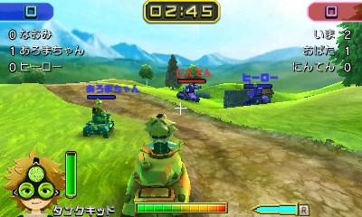 Resultado de imagen de tank troopers 3ds