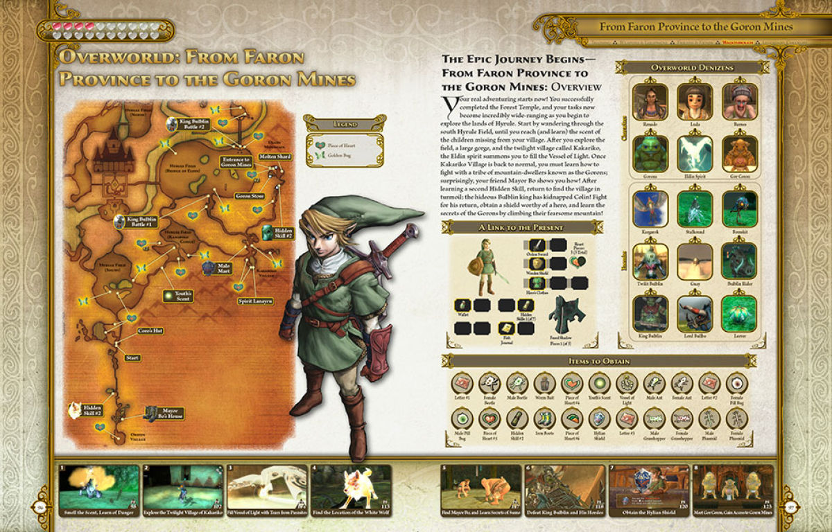 legend of zelda hyrule warriors guide book