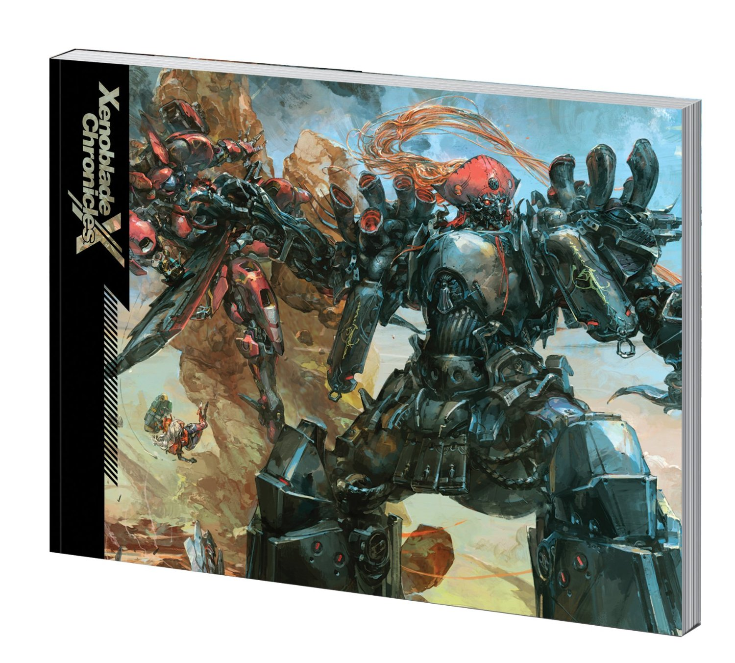 Pax prime xenoblade chronicles x limited edition for north america talking of the art and world of xenoblade chronicles x panel at pax prime nintendo uploaded a full recording of it on youtube gumiabroncs Choice Image