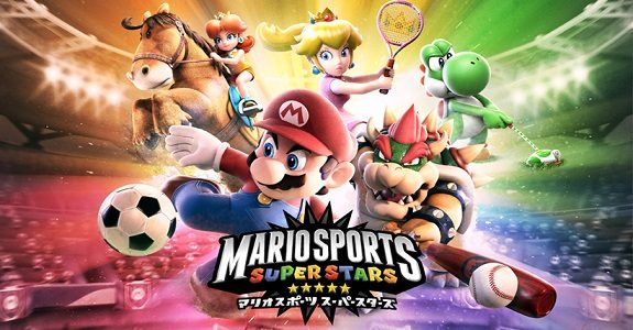 Mario Sports Superstars: details about the 5 sports, amiibo, footage, more