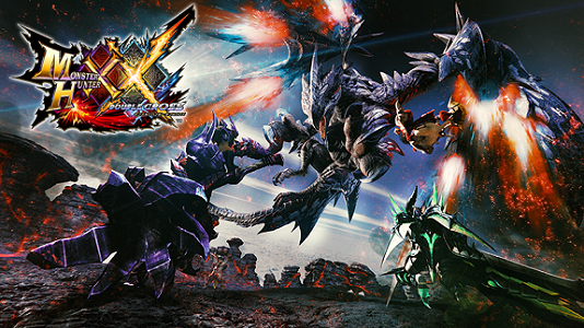 monster hunter xx meets hunter x hunter new collaboration