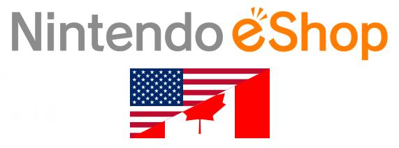 Nintendo eShop North America