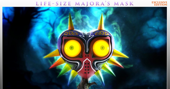 Majora's Mask prop First 4 Figures