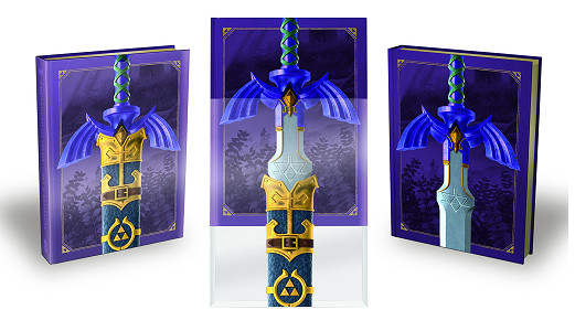 The Legend of Zelda: Art and Artifacts LE