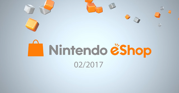 Nintendo uploaded its monthly video for the Nintendo eShop highlights yesterday. For February 2017, Nintendo chose to highlight a total of 8 games!