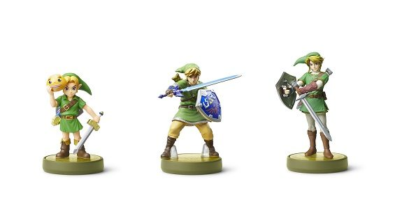 Zelda amiibo (1)