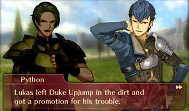 Fire Emblem Echoes: Outpost Rescue